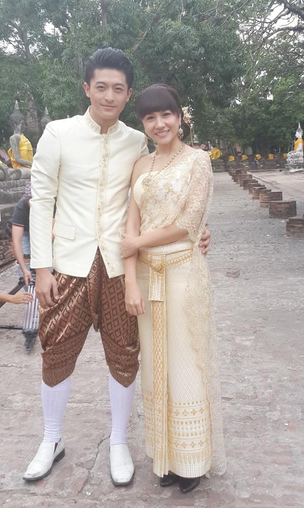 Trang phục truyền thống Thái Lan dành cho phái nam