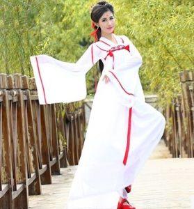 Y phục cổ trang Trung Quốc có gì nổi bật