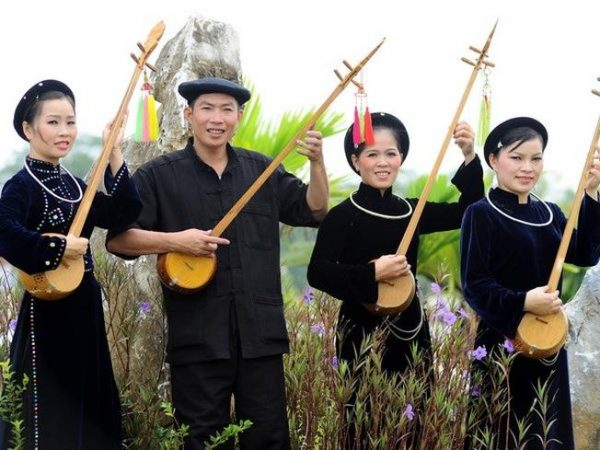 Trang phục truyền thống của các dân tộc Việt Nam