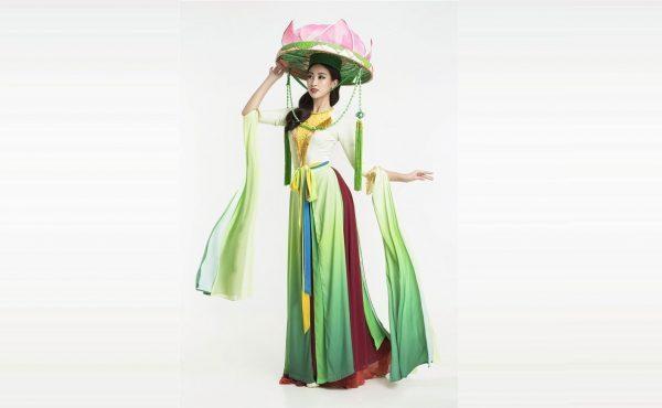 Trang phục truyền thống của việt nam - Áo tứ thân