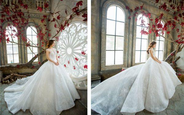 5 bộ váy cưới đẹp nhất