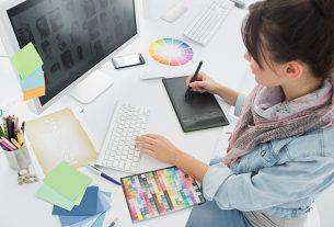 ngành thiết kế đồ họa thi khối nào