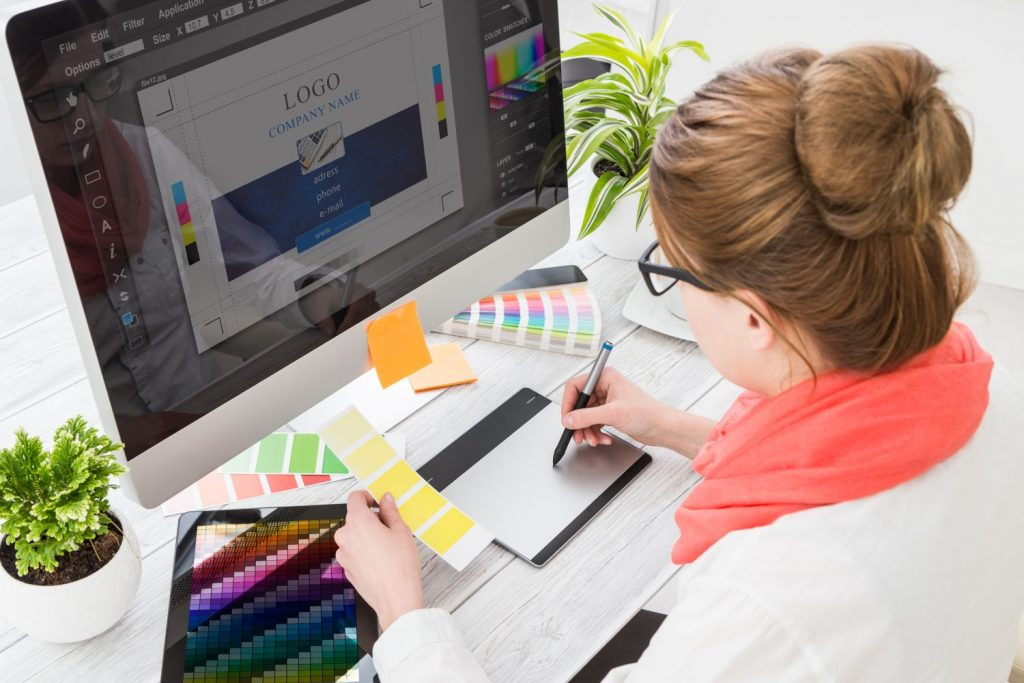 Ngành thiết kế đồ họa có khó không?
