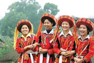 trang phục của các dân tộc việt nam