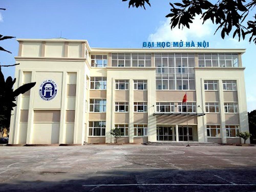 Viện Đại học Mở Hà Nội với điểm đầu vào không quá cao cùng chất lượng đào tạo tốt