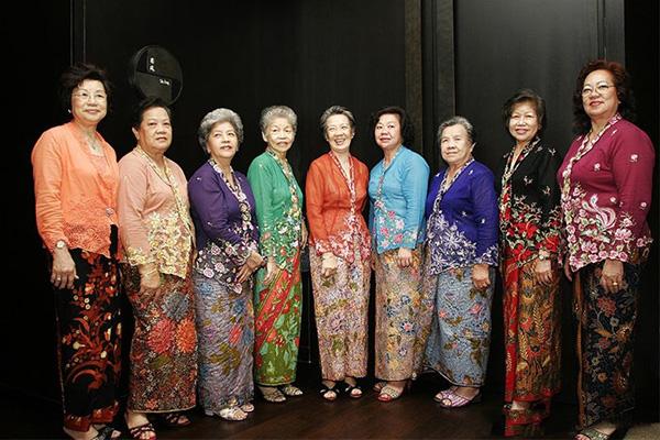 trang phục truyền thống của Singapore